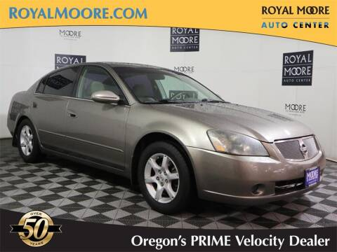 2005 Nissan Altima for sale at Royal Moore Custom Finance in Hillsboro OR