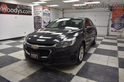 2015 Chevrolet Malibu for sale at WOODY'S AUTOMOTIVE GROUP in Chillicothe MO