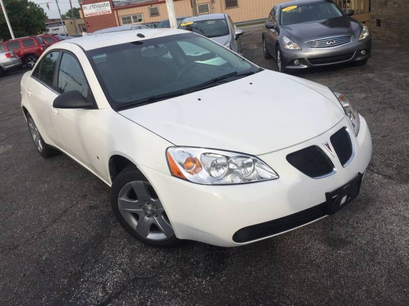 2008 Pontiac G6 for sale at Some Auto Sales in Hammond IN