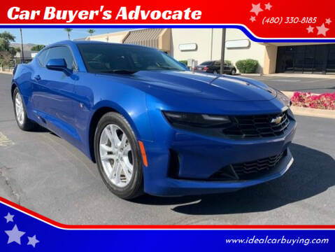 2019 Chevrolet Camaro for sale at Car Buyer's Advocate in Phoenix AZ