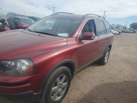 2007 Volvo XC90 for sale at PYRAMID MOTORS - Fountain Lot in Fountain CO