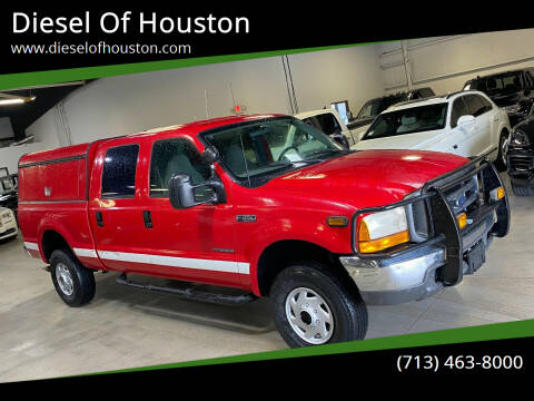 2000 Ford F-350 Super Duty for sale at Diesel Of Houston in Houston TX