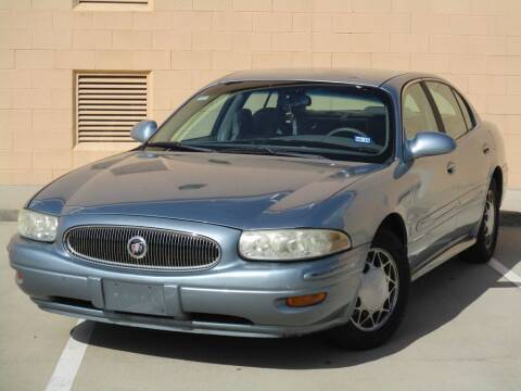 2003 Buick LeSabre for sale at Executive Motor Group in Houston TX