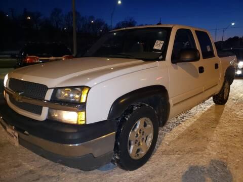 2005 Chevrolet Silverado 1500 for sale at Gordon Auto Sales LLC in Sioux City IA