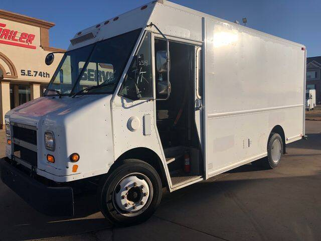 2007 Freightliner MT45 Chassis for sale at TRUCK N TRAILER in Oklahoma City OK