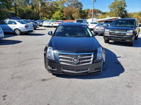 2011 Cadillac CTS for sale at DISCOUNT AUTO SALES in Johnson City TN