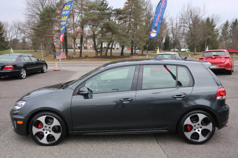2011 Volkswagen GTI for sale at GEG Automotive in Gilbertsville PA