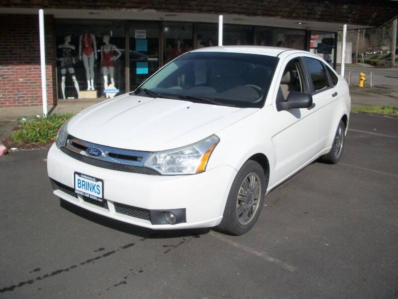 2010 Ford Focus for sale at Brinks Car Sales in Chehalis WA