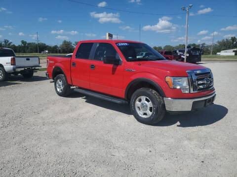 2009 Ford F-150 for sale at Frieling Auto Sales in Manhattan KS