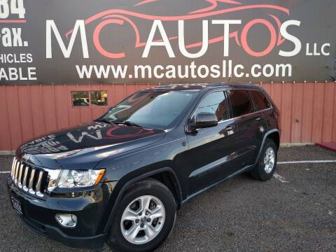2011 Jeep Grand Cherokee for sale at MC Autos LLC in Pharr TX