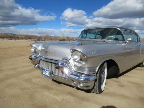 1957 Cadillac Eldorado for sale at NJ Enterprises in Indianapolis IN