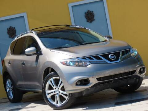 2011 Nissan Murano for sale at Paradise Motor Sports LLC in Lexington KY