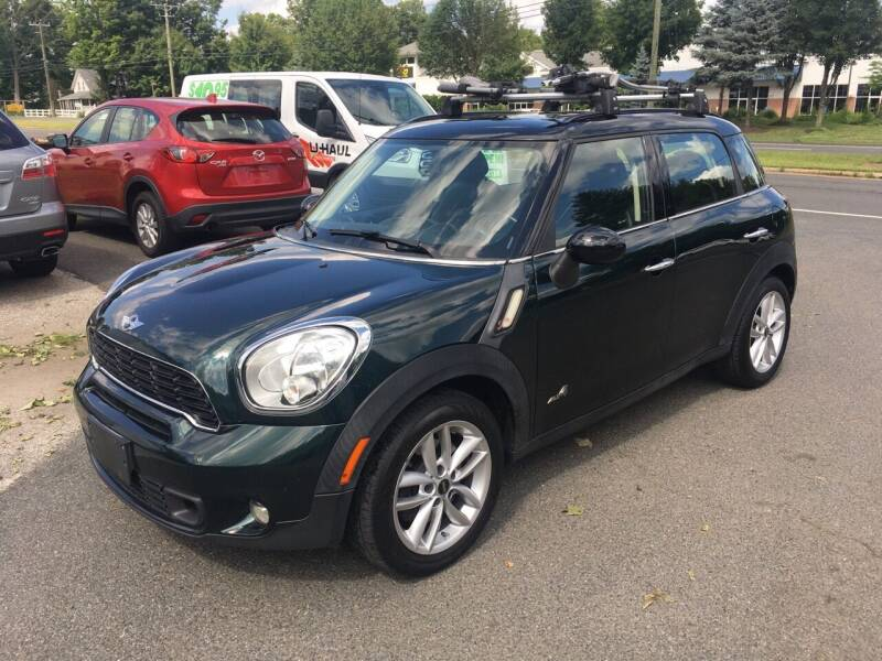 2012 MINI Cooper Countryman for sale at Candlewood Valley Motors in New Milford CT
