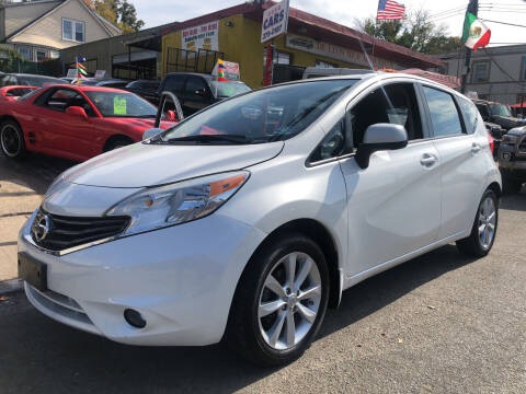 2014 Nissan Versa Note for sale at Deleon Mich Auto Sales in Yonkers NY