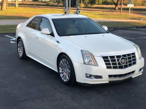 2013 Cadillac CTS for sale at Hadi Motors in Houston TX