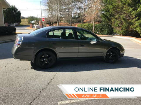 2006 Nissan Altima for sale at Paramount Autosport in Kennesaw GA