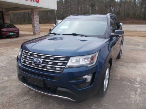 2016 Ford Explorer for sale at Howell Buick GMC Nissan in Summit MS