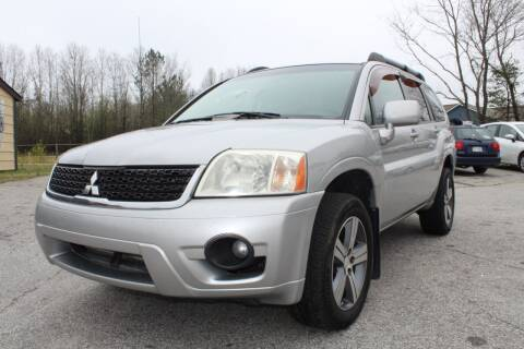 2011 Mitsubishi Endeavor for sale at UpCountry Motors in Taylors SC