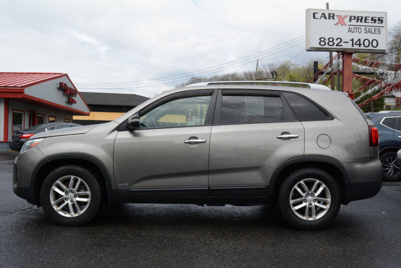 2015 Kia Sorento for sale at Car Xpress Auto Sales in Pittsburgh PA