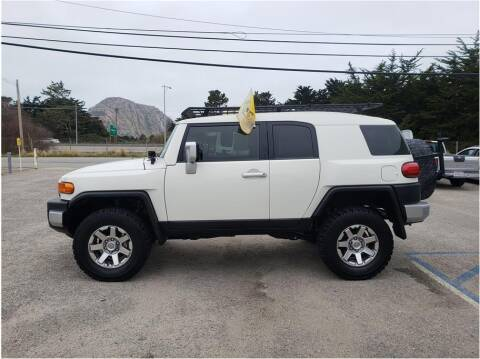 2014 Toyota FJ Cruiser for sale at Dealers Choice Inc in Farmersville CA
