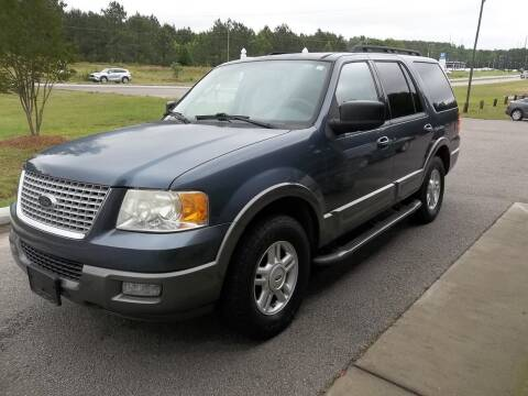 2005 Ford Expedition for sale at Anderson Wholesale Auto in Warrenville SC