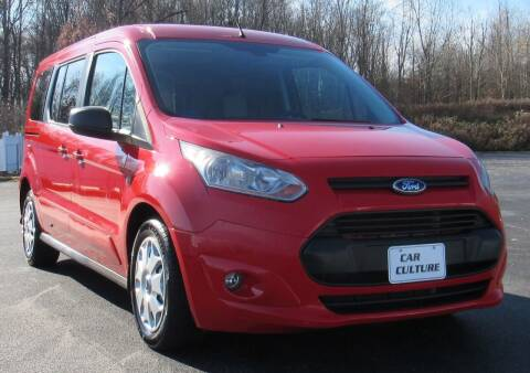2014 Ford Transit Connect Wagon for sale at Car Culture in Warren OH