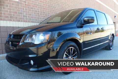 2016 Dodge Grand Caravan for sale at Macomb Automotive Group in New Haven MI