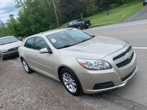 2013 Chevrolet Malibu for sale at Trocci's Auto Sales in West Pittsburg PA