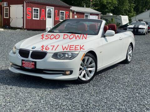 2013 BMW 3 Series for sale at A&M Auto Sales in Edgewood MD