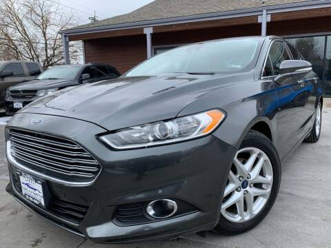 2015 Ford Fusion for sale at Global Automotive Imports of Denver in Denver CO
