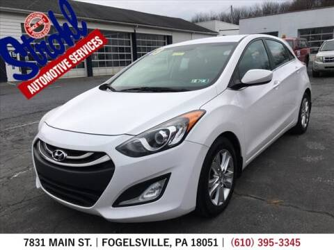 2013 Hyundai Elantra GT for sale at Strohl Automotive Services in Fogelsville PA