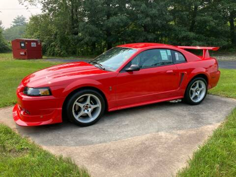 2000 Ford Mustang for sale at Cella  Motors LLC in Auburn NH