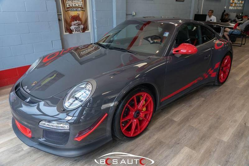 2010 Porsche 911 for sale at MEE Enterprises Inc in Milford MA
