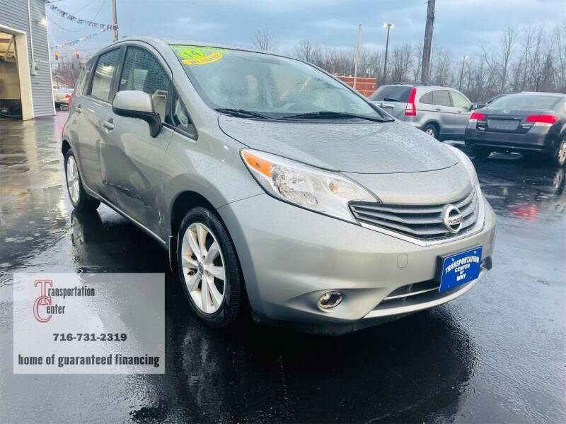 2014 Nissan Versa Note for sale at Transportation Center Of Western New York in Niagara Falls NY