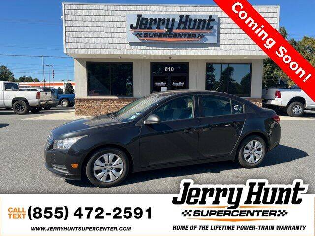 2014 Chevrolet Cruze for sale at Jerry Hunt Supercenter in Lexington NC
