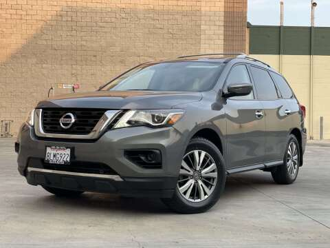 2019 Nissan Pathfinder for sale at ELITE AUTOS in San Jose CA