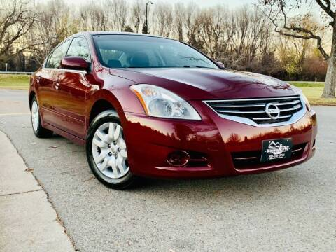 2011 Nissan Altima for sale at Boise Auto Group in Boise ID