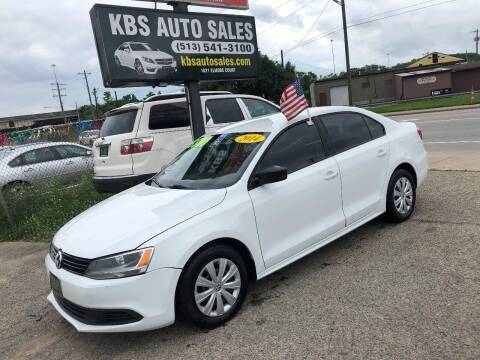 2014 Volkswagen Jetta for sale at KBS Auto Sales in Cincinnati OH