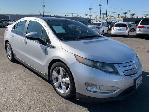 2012 Chevrolet Volt for sale at CENTURY MOTORS in Fresno CA