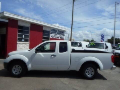 2016 Nissan Frontier for sale at Florida Suncoast Auto Brokers in Palm Harbor FL