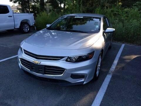 2016 Chevrolet Malibu for sale at Strosnider Chevrolet in Hopewell VA