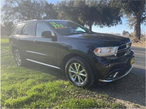 2014 Dodge Durango for sale at D & I Auto Sales in Modesto CA