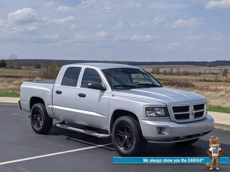 2010 Dodge Dakota for sale at Bob Walters Linton Motors in Linton IN