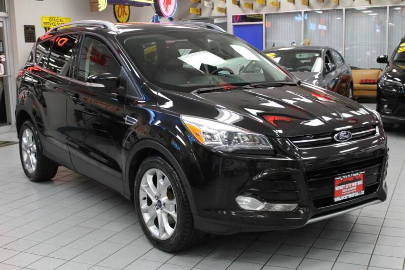 2015 Ford Escape for sale at Windy City Motors in Chicago IL