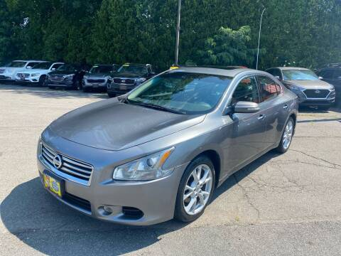 2014 Nissan Maxima for sale at Bloomingdale Auto Group in Bloomingdale NJ