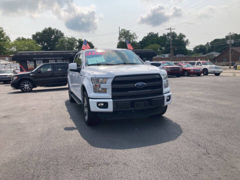 2015 Ford F-150 for sale at Savannah Motors in Belleville IL