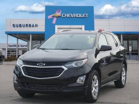 2019 Chevrolet Equinox for sale at Suburban Chevrolet of Ann Arbor in Ann Arbor MI
