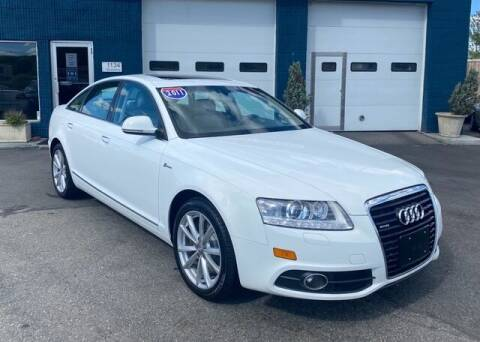 2011 Audi A6 for sale at Saugus Auto Mall in Saugus MA