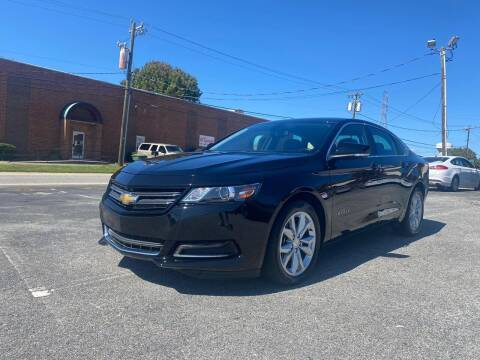 2020 Chevrolet Impala for sale at Triple A's Motors in Greensboro NC
