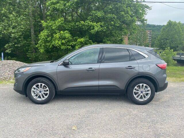 2021 Ford Escape for sale at WESTON FORD  INC in Weston WV
